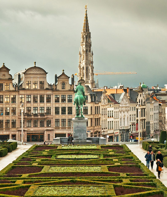 Brussels Belgium Design Hotels�